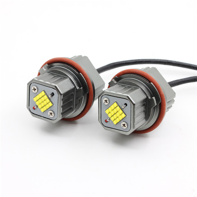 Set 2 Led marker BMW E39, E60, X5 E53 Leduri CREE 80W Can Bus