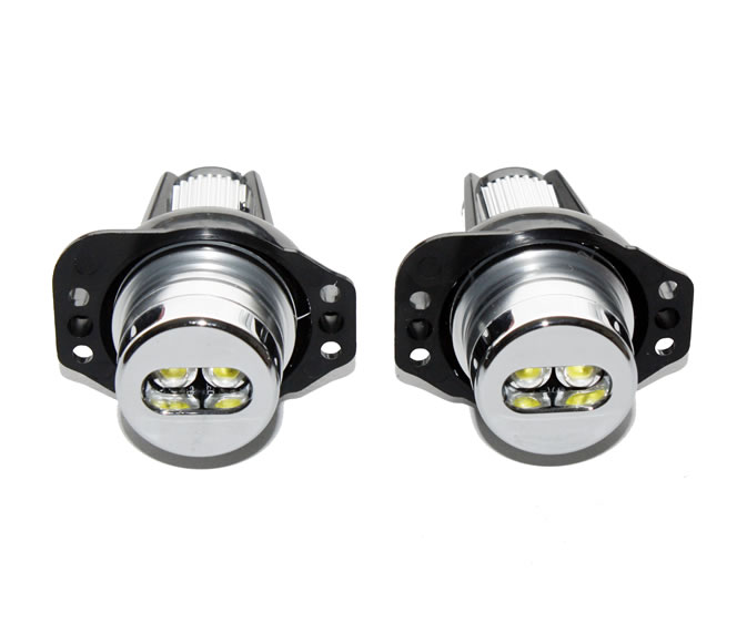 Set 2 Led marker Alb 6W BMW E90/91 Prefacelift 2005 - 09.2008