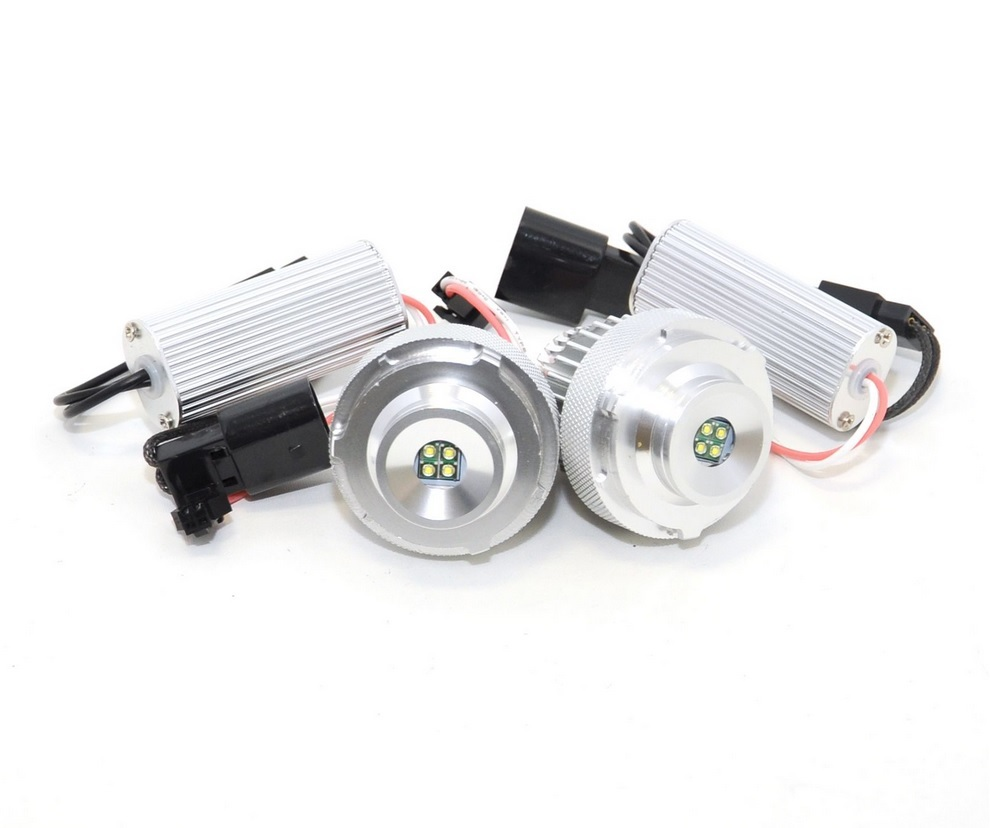 Set Led marker BMW E60 LCI 20W Can Bus >2007 fara xenon din fabrica